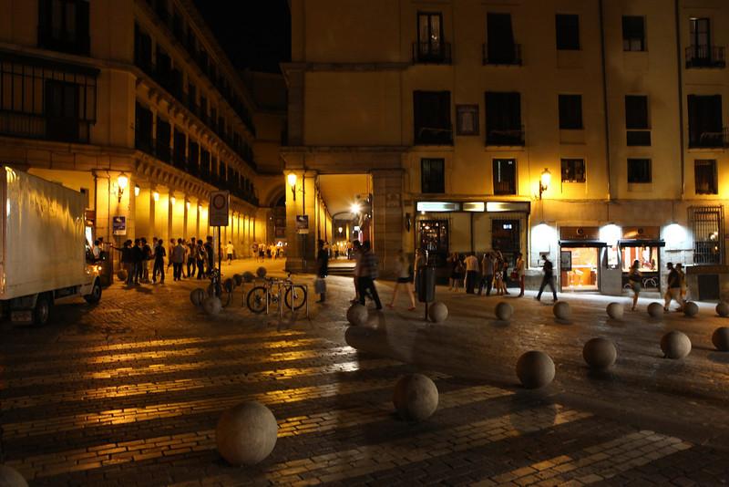 Madrid @ night!