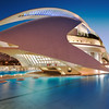 <b>The Valencia Opera House (Queen Sofia Palace of the Arts) - Spain</b> <i>Canon EOS 5D Mark II + Canon EF 17-40mm f/4L USM</i>
