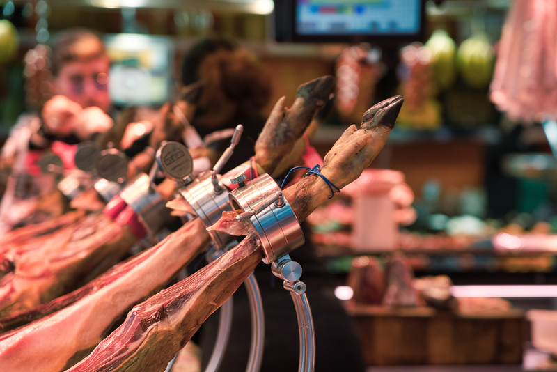 Iberico Ham Carving Stations