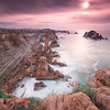 Sunset @ Los Urros de Liencres#2 - Cantabria (Spain)