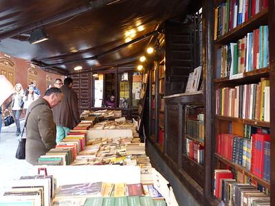 Book Stall - Madrid