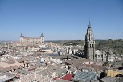 Alcázar y Catedral