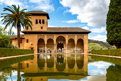 Alhambra Reflection #2