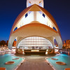 The Valencia Opera House (Queen Sofia Palace of the Arts) #2 - Spain