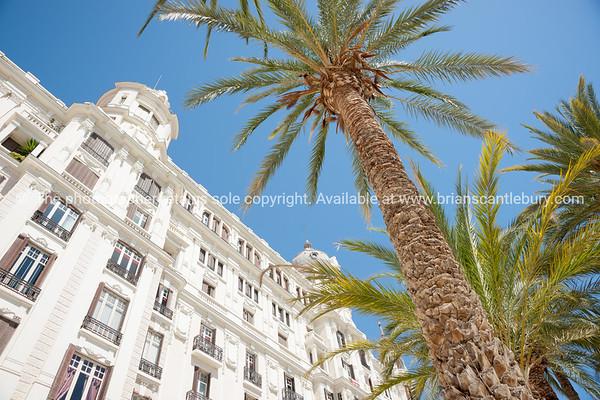 Esplanada, Carbonell House Alicante Spain