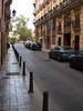 . . . to Valencia, where we checked into the Hotel Ad Hoc Monumental, on a quiet side street in the old city.