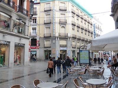 Hotel Europe - Madrid