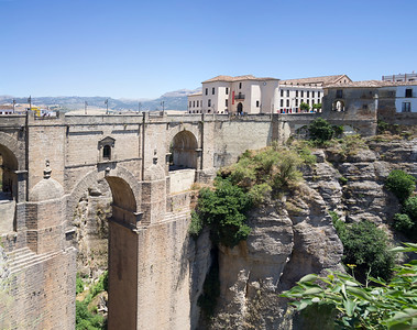 Stone Bridge, Rhonda, Spain