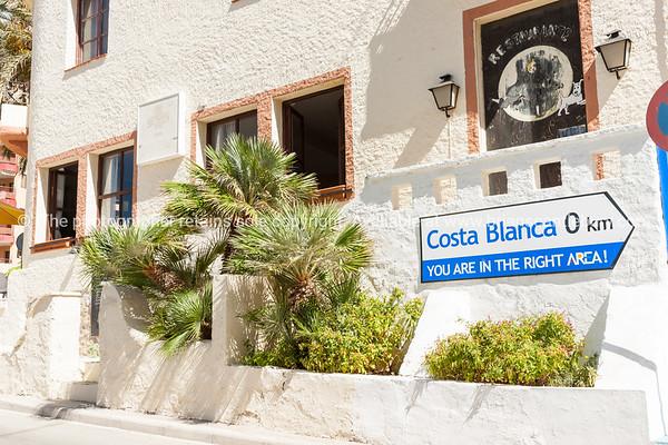 Calpe, Alicante Spain.
