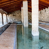 Parcent, Historic Roman era washing baths restored.