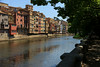 Our destination: Girona, a small town north of Barcelona.