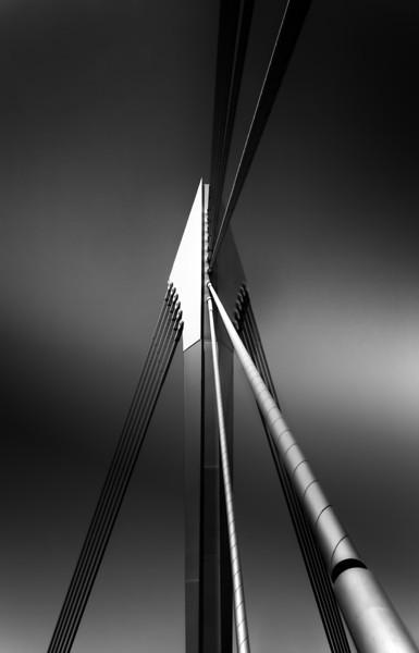 Bridge of Technological Park @ Santander - Cantabria (Spain)