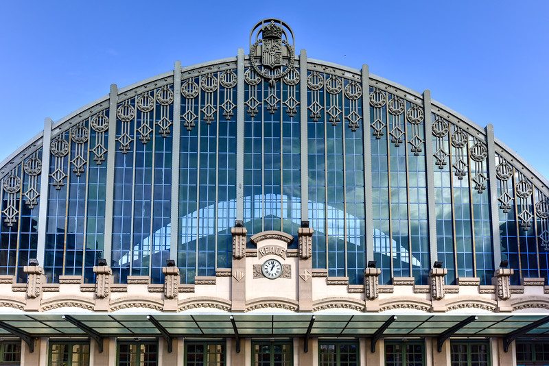 Barcelona Franca railway station