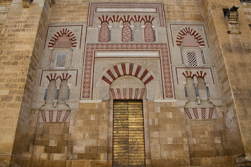 Cordoba Mosque-Cathedral Exterior