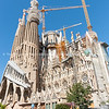 Sagrada Famila Barcelona Spain