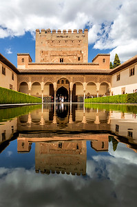 Alhambra Reflection #1