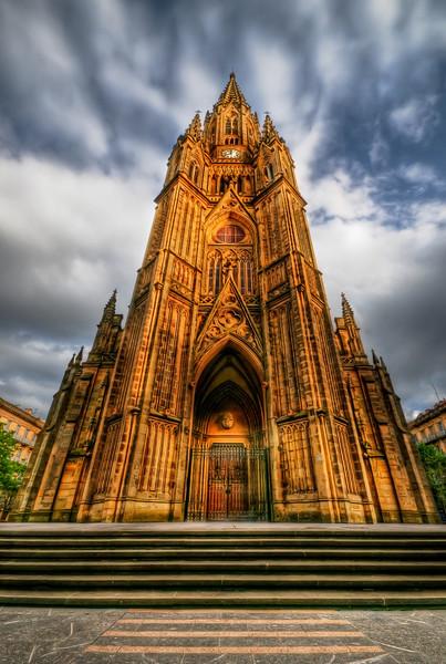Buen Pastor Cathedral @ San Sebastian (Spain)