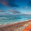 <b>Sitges Beach (Spain)</b> <i>Canon EOS 5D Mark II + Canon EF 17-40mm f/4L USM</i>