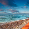 <b>Sitges Beach (Spain)</b> <i>Canon EOS 5D Mark II + Canon EF 17-40mm f/4L USM</i>