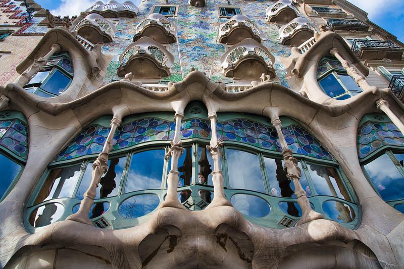 Casa Batllo - Gaudi's Masterpiece