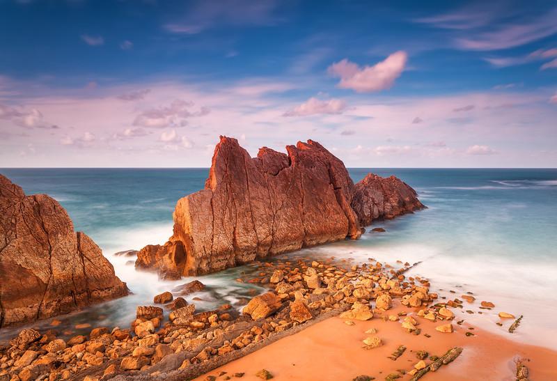 Playa de Arnia @ Liencres - Cantabria (Spain) #6