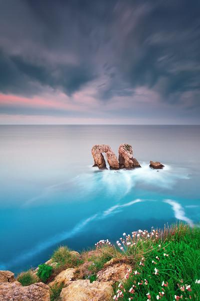 Los Urros - Costa Quebrada - Cantabria (Spain)