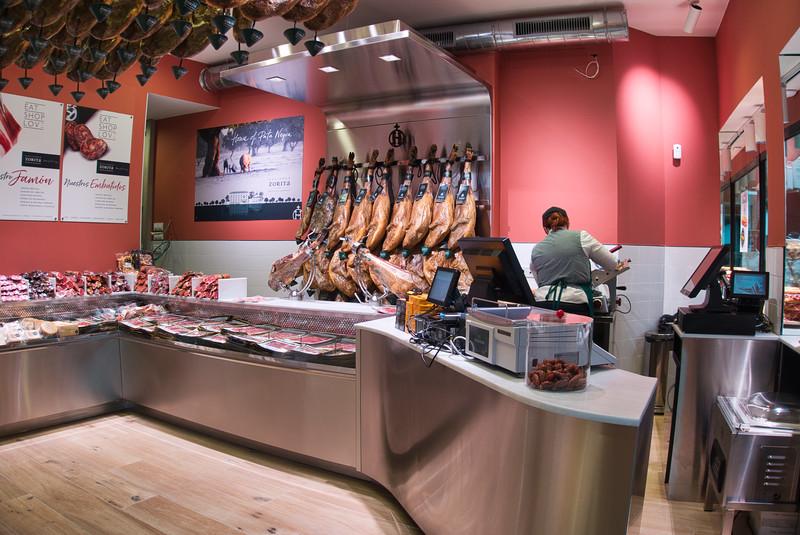 Iberico Ham Store