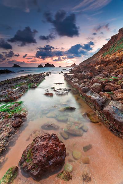 Playa de Somocuevas @ Liencres - Cantabria (Spain)