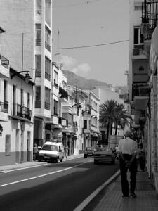 streets of altea