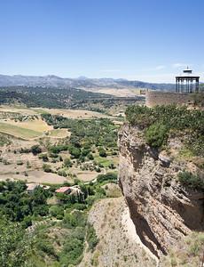 View from Rhonda, Spain #2