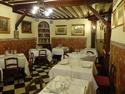Botin Restaurant - Madrid