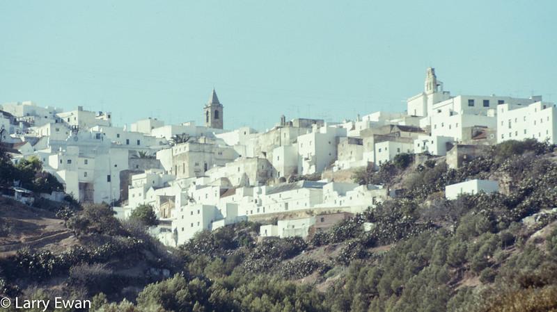 Vejer de la Frontera, Andalusia.