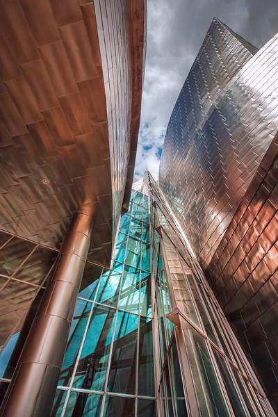 Guggenheim Museum @ Bilbao (Spain)