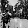 Alicante Spain street and building scene