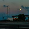 Fullmåne ved Alicante