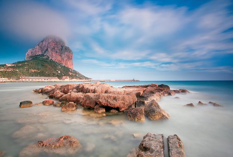 <b>Peñón de Ifach @ Calpe (Spain)</b> <i>Canon EOS 5D Mark II + Canon EF 17-40mm f/4L USM</i>