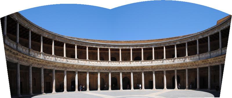 Palacio Carlos V, Alhambra, Granada