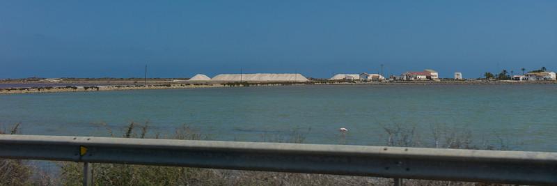 Saltlager ved Torrevieja