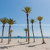 Benidorm beach Spain