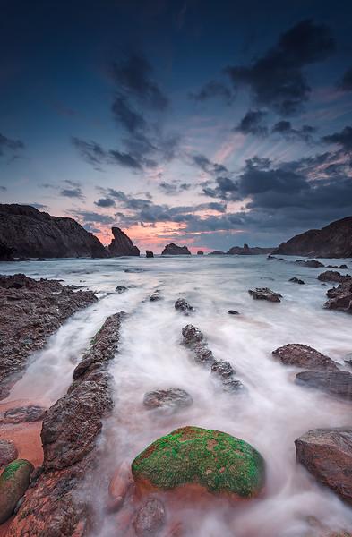 Playa de Somocuevas @ Liencres - Cantabria (Spain) #2