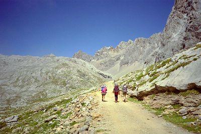 Hike to Fuente De