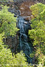 Bridal Veil Falls in Spearfish Canyon in South Dakota; best viewed in the larger sizes