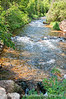 Roughlock Creek in Spearfish Canyon in South Dakota
