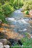 Roughlock Creek in Spearfish Canyon in South Dakota