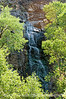 Bridal Veil Falls in Spearfish Canyon in South Dakota; best viewed in the largest sizes