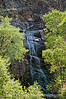 Bridal Veil Falls in Spearfish Canyon, South Dakota; best viewed in the larger sizes