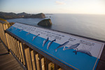 A guide to the surface activity of whales at an overlook on Chichijima Islands, Ogasawara, Japan