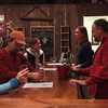 "USA-Sperryville-VA-Wine tasting at ""Sharp Rock Vineyards"""