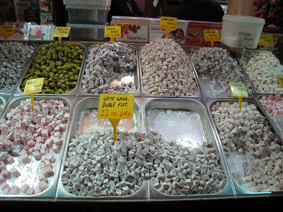 Spice Market (Istanbul, 2008)