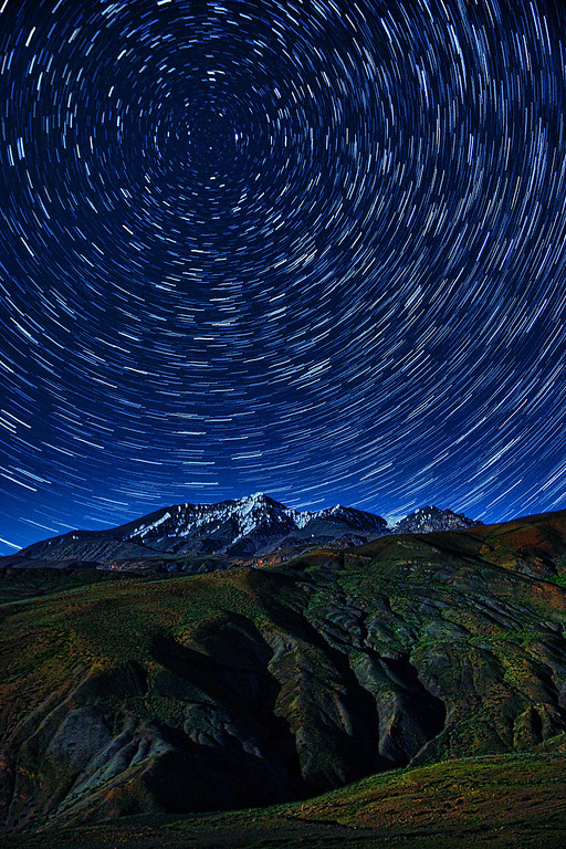There's the North Star! 
